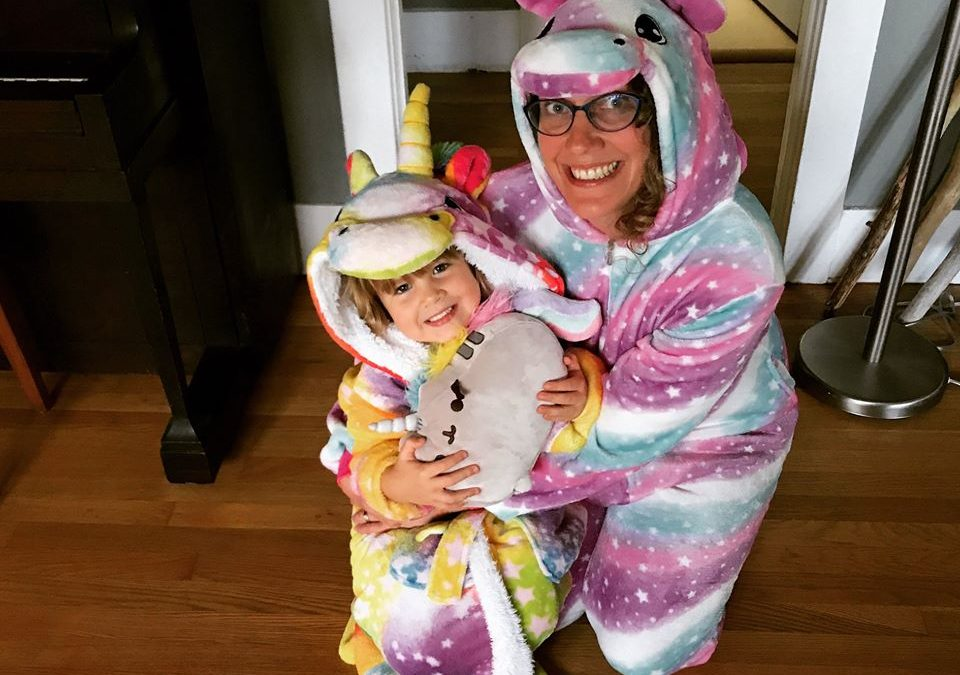 Unicorn Story Time with Sandra Oberdorfer on Facebook Live!