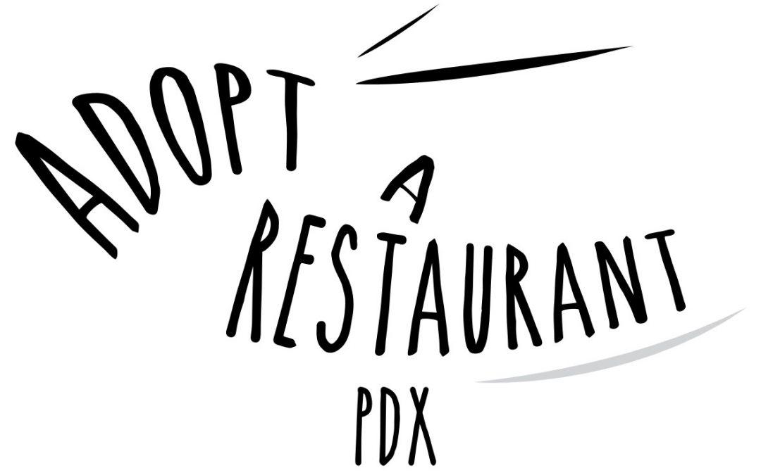 Adopt a Restaurant PDX